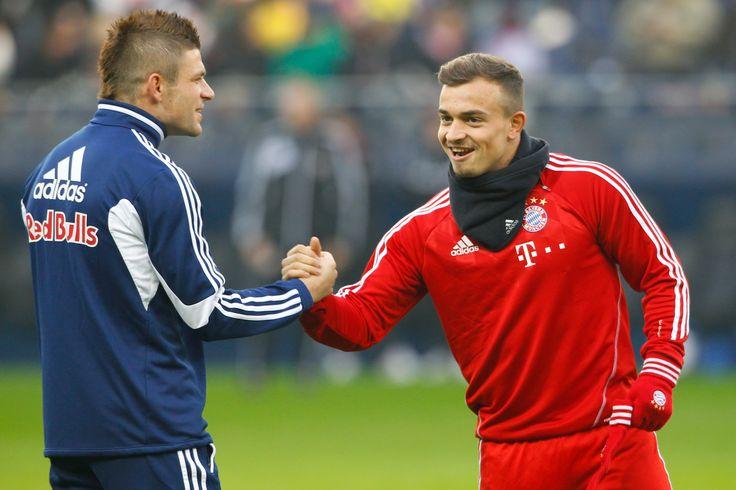 FC Red Bull Salzburg vs. FC Bayern München