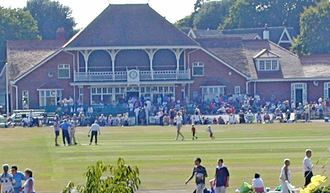Save Dean Park cricket ground - We want to save Dean Park (where Hampshire played for a number of years), acknowledged to be one of the most beautiful in England, which is in danger of being sold, potentially for housing. Pls sign the petition at: bit.ly/1ovl3Fq