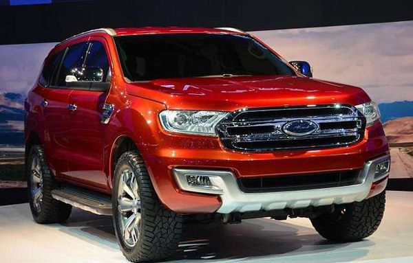 2018 Ford Everest Review And Performance