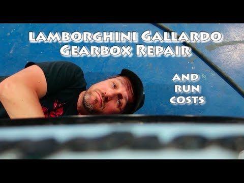 Disappearing 3rd gear and run costs of my Lamborghini Gallardo - YouTube