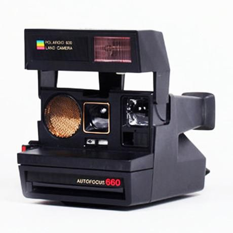 Polaroid Camera Kit with Film /