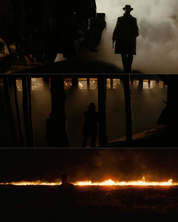 The Assassination of Jesse James by the Coward Robert Ford (2007)  Directed by: Andrew Dominik Cinematography: Roger Deakins