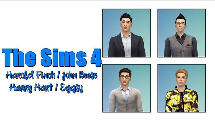 The Sims 4 - Imagination - Slaves Vincent Sharpe