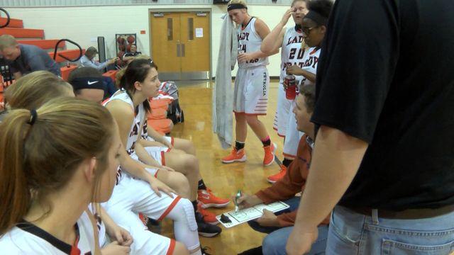 Girls High School Basketball: Notre Dame vs Petrolia