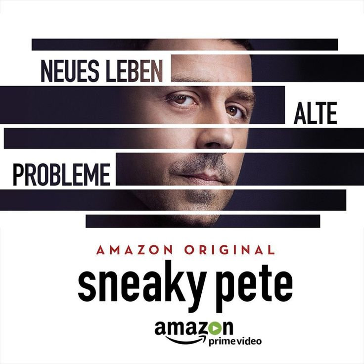 Sneaky Pete, eine neue Amazon Prime Video Empfehlung. Dank der Mitgliedschaft von Amazon…