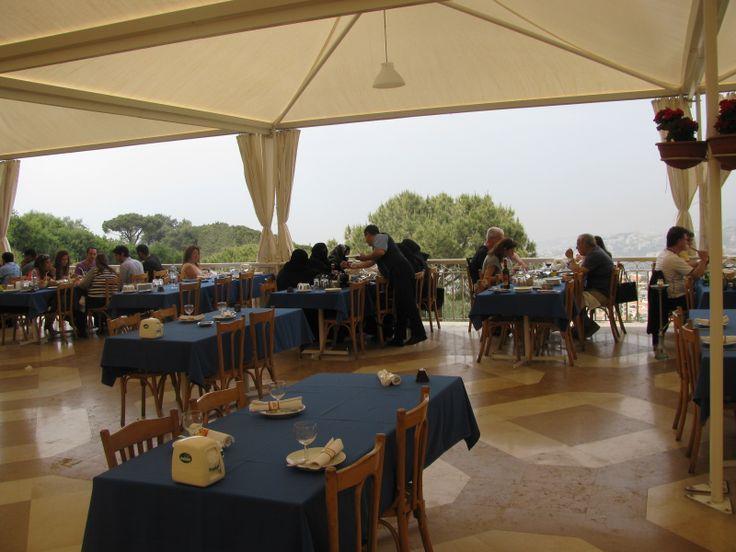 mounir restaurant lebanon broumana - Google Search