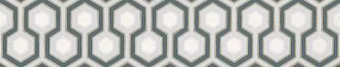 Hick's Hexagon wallpaper by Cole & Son