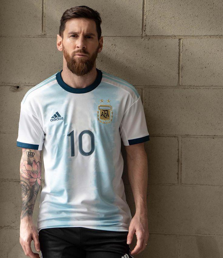 adidas Unveil Argentina 2019 Copa America Home Shirt - SoccerBible ...