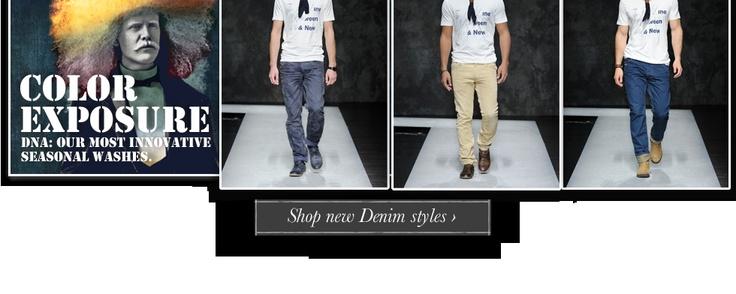 Diesel Online Store: Jeans, Kleidung, Schuhe, Taschen und Uhren