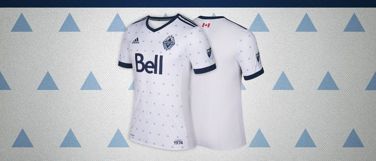 Vancouver Whitecaps release new 2017 primary jersey | MLSsoccer.com