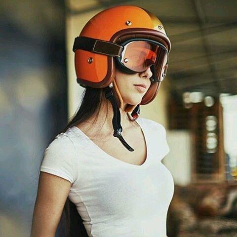 Baruffaldi #caferacer goggles discover #motomood