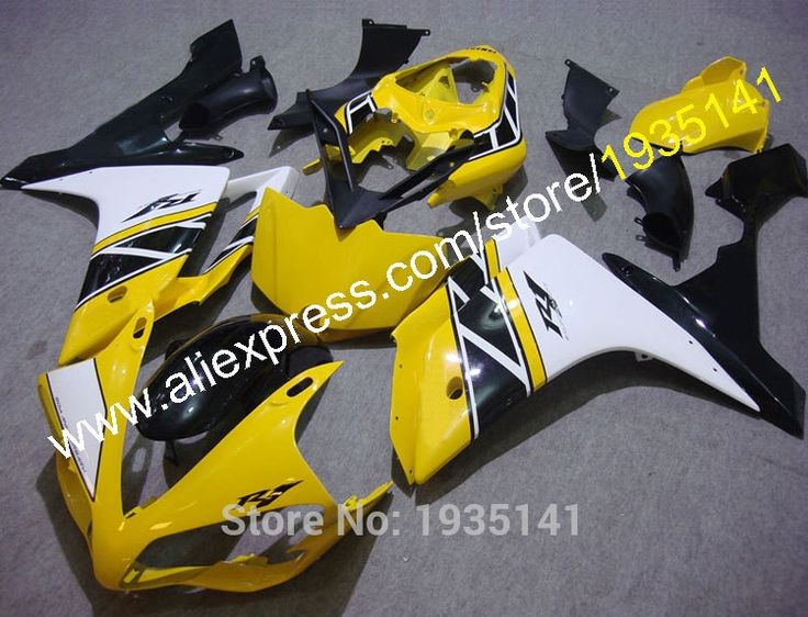445.55$  Buy here - http://ali8iw.shopchina.info/1/go.php?t=32755525193 - Hot Sales,Motorbike cowling For Yamaha YZF R1 2007 2008 Accessories YZF-R1 07 08 YZF1000  Motorcycle Fairing (Injection molding)  #buyonline