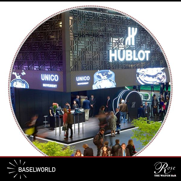 Discover the novelties from #Hublot on March 26th.  Stay tuned for more updates. #Baselworld2014 Hublot Genève
