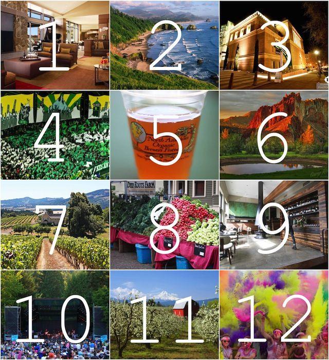 A Portland Summer List