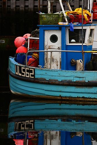 Ullapool Fishing Boat, Scotland