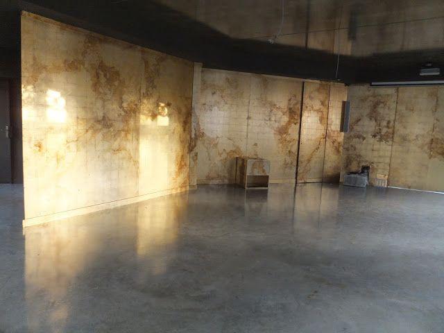 D coration peinte peinture v nementiel et d co murale for Decoration murale cuivre