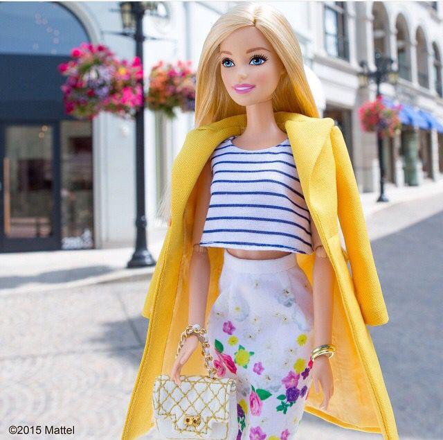 Boneca Barbie compartilha looks do dia no Instagram; inspire-se em suas…