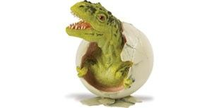 Safari T-rex Hatchling - Safari T-rex Hatchling, Eggs, dino, hatching, toys, easter, for kids, boys, girls, gifts, birthday party favors, www.DinosaurToysSuperstore.com