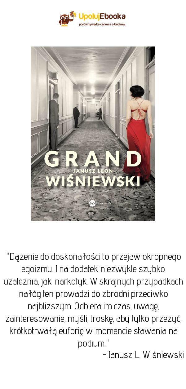 Grand Janusz L Wiśniewski Ebook Książka Cytaty Z