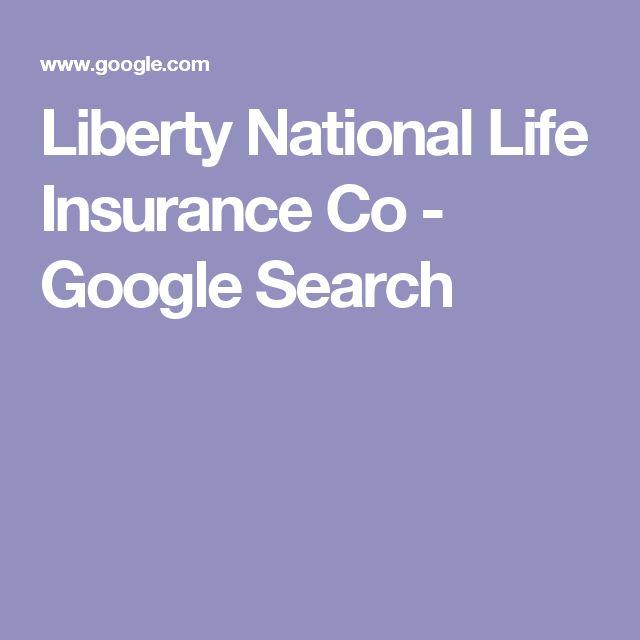 Liberty National Life Insurance Co - Google Search