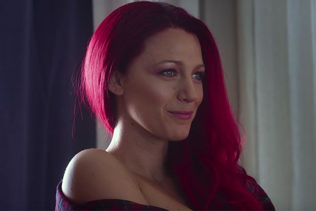 Red Hair Emily Nelson A Simple Favor Blake Lively Red Hair Emily Nelson Blake Lively Style