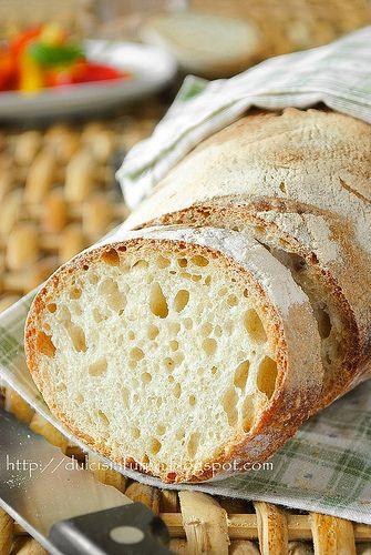 Pane con Pasta Madre-Sourdough Bread