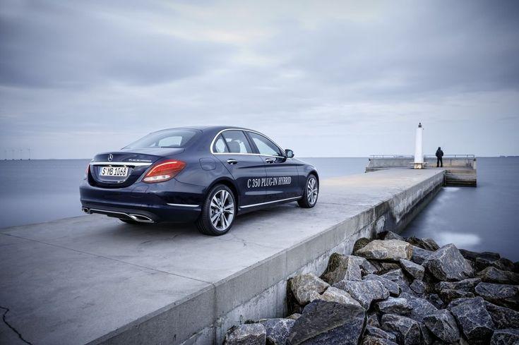 Mercedes C-Klasse is Zakenauto van het jaar 2016