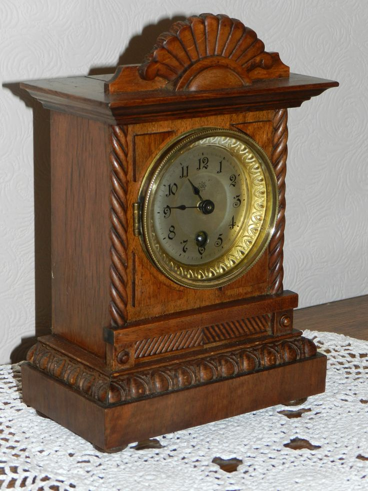 28 best images about antique clocks on pinterest gilbert for Small clocks for crafts