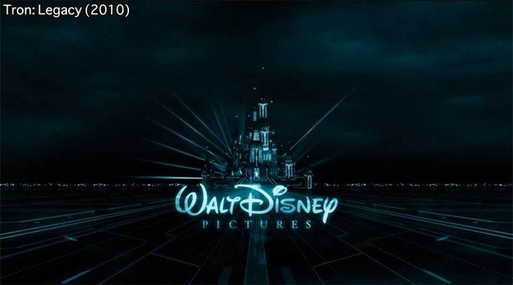 Évolution du logo Walt Disney de 1985 à 2014