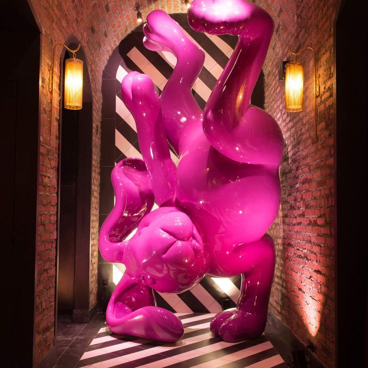 Take a Look Inside Vandal, Chris Santos & Tao Group's New Bowery Restaurant/Lounge