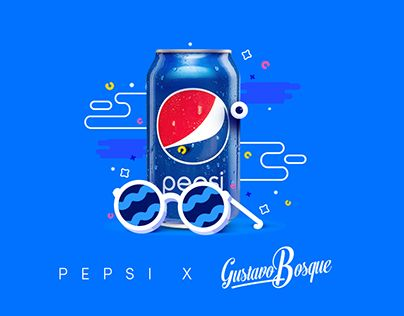 PEPSI // LIVE FOR NOW  DESIGN CHALLENGE