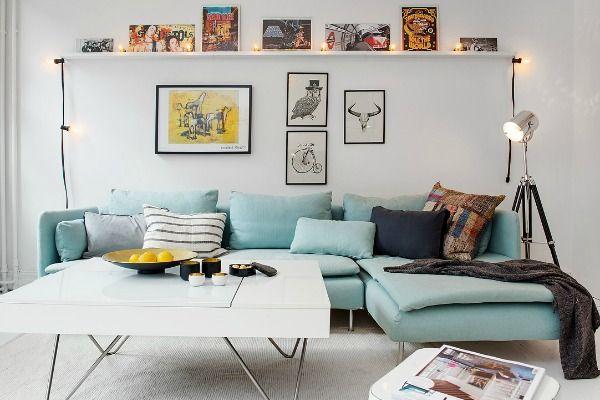 Dvosobni stan pun inspirativnih ideja - Moj Enterijer – Kupatila, Nameštaj, Kuhinje, Garniture...