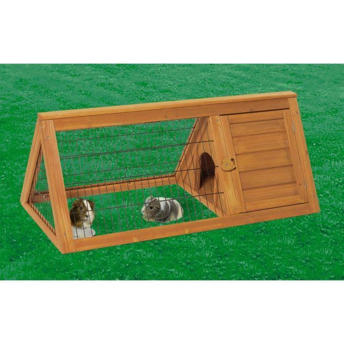 17 meilleures id es propos de clapier lapin sur for Cage exterieur pour lapin