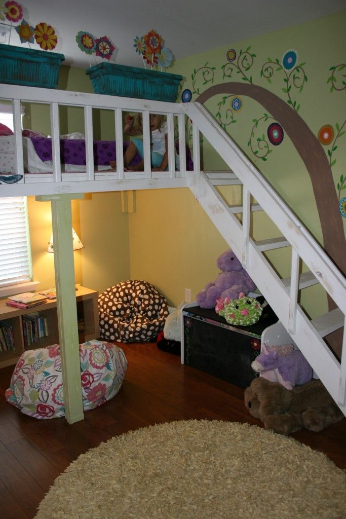 can we pull off a loft bed on the window side of the room? That's a terrible idea what with the earthquakes, right?