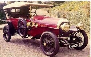 1912 ABADAL 18/24HP