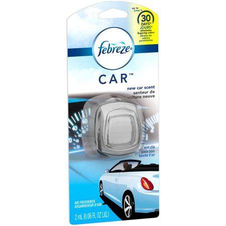 Febreze Car New Car Scent