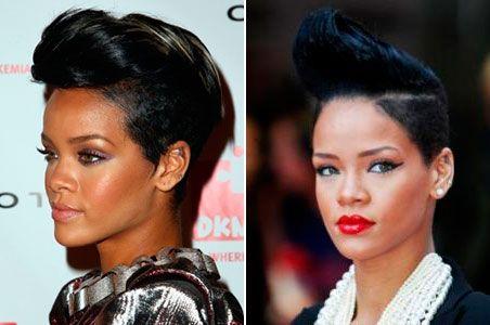 Best Mohawk Hairstyles for Black Women  #hairstyles #mohawkhairstyles #shorthairstyles