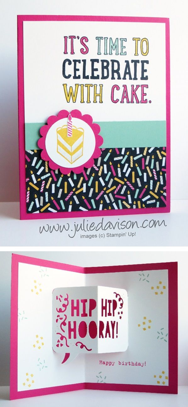20 best Die Party Pop Up images – Birthday Cards You Can Make