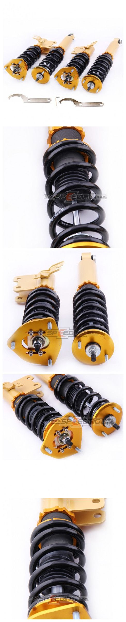 High Performance 89-93 Nissan S13 Silvia Sileighty 180/200/240SX Adjustable Coilover / Shock Absorber