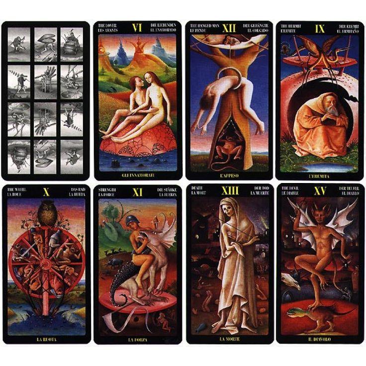 Tarot cards porn pics