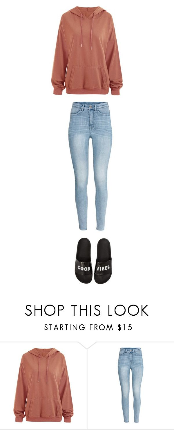"""""""december 1"""" by ottoca on Polyvore featuring H&M and BP."""