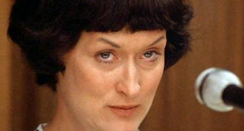 "Meryl Streep as Lindy Chamberlain in ""A Cry in the Dark"" aka ""Evil Angels"" (1988)"