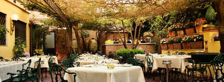 I 50 migliori ristoranti all'aperto di Milano (e uno, antico, che mi porto nel cuore)