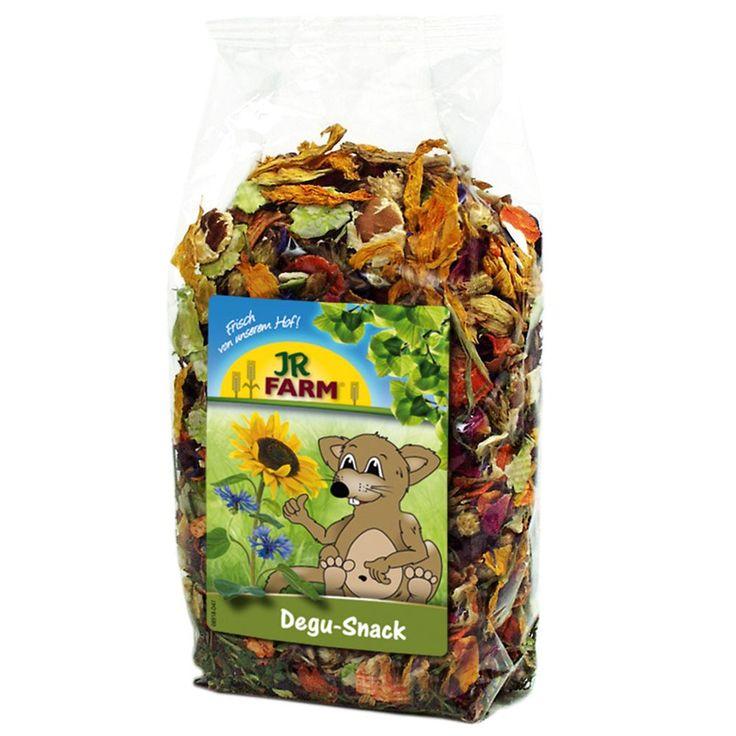 Animalerie  JR Farm Friandises pour octodon  3 x 250 g