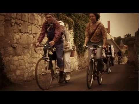 ▶ Anjou Vélo Vintage deuxième édition, c'est parti ! - YouTube