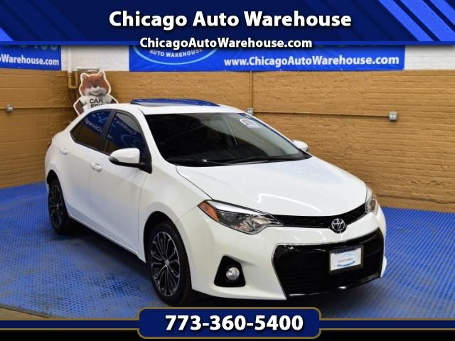 2014 Toyota Corolla S Premium 38k Miles Automatic All Power Equipment Navigation Sunroof Back Up Camera Alloy Toyota Corolla Used Car Dealer Car Dealer
