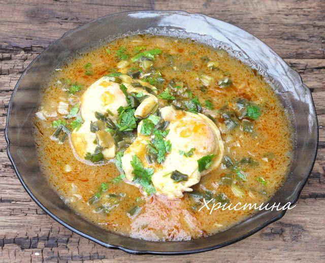 Животът може да e вкусен: Яйца с перца