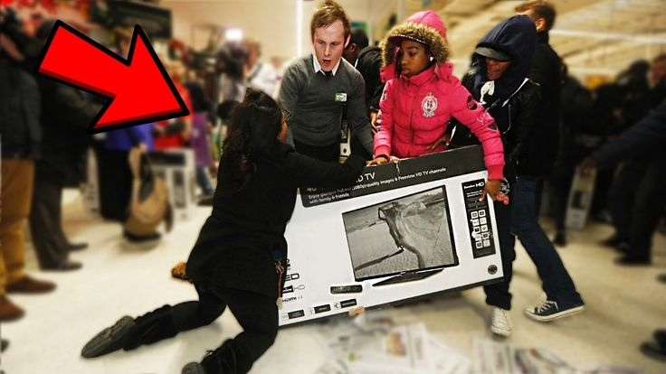 Top 10 WORST BLACK FRIDAY DISASTERS Compilation ! (Black Friday Fights &...