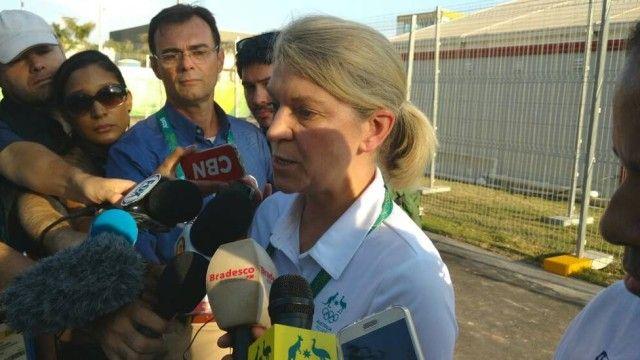 Atletas serão acomodados em hotéis até quarta-feira  http://extra.globo.com/esporte/rio-2016/nunca-vi-uma-vila-olimpica-neste-estado-diz-chefe-da-missao-australiana-19776699.html