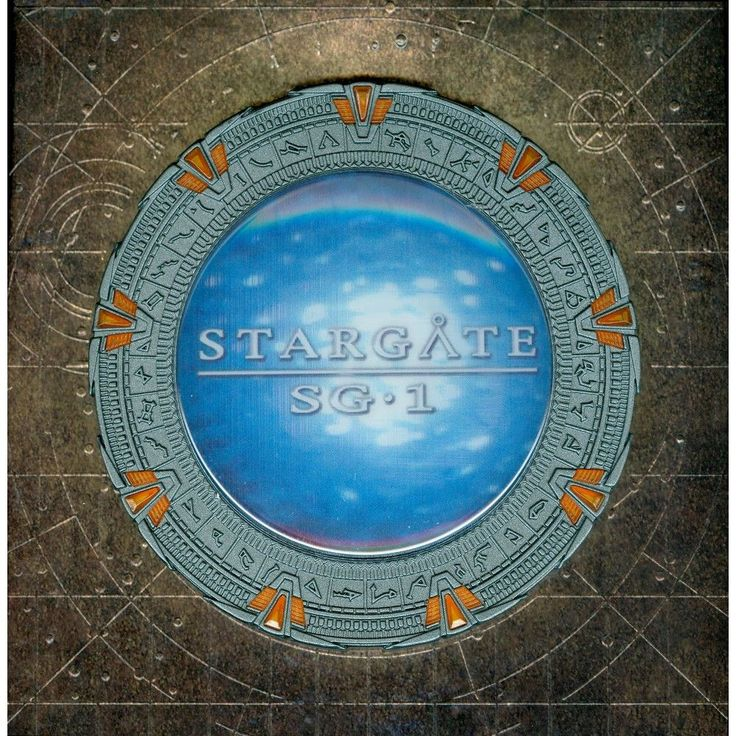 Stargate SG-1: The Complete Series Collection (54 Discs)